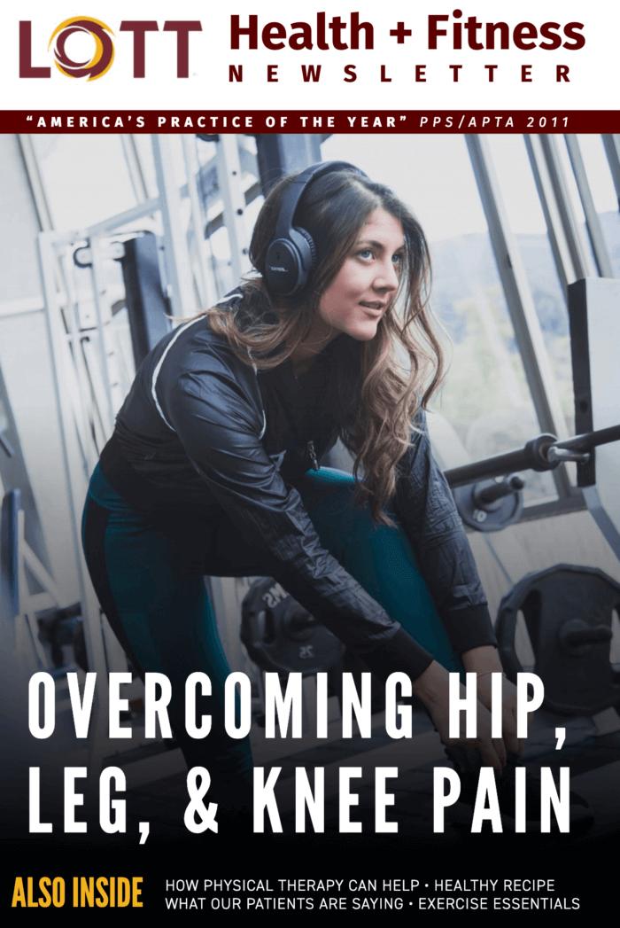 Overcoming Hip, Leg & Knee Pain2