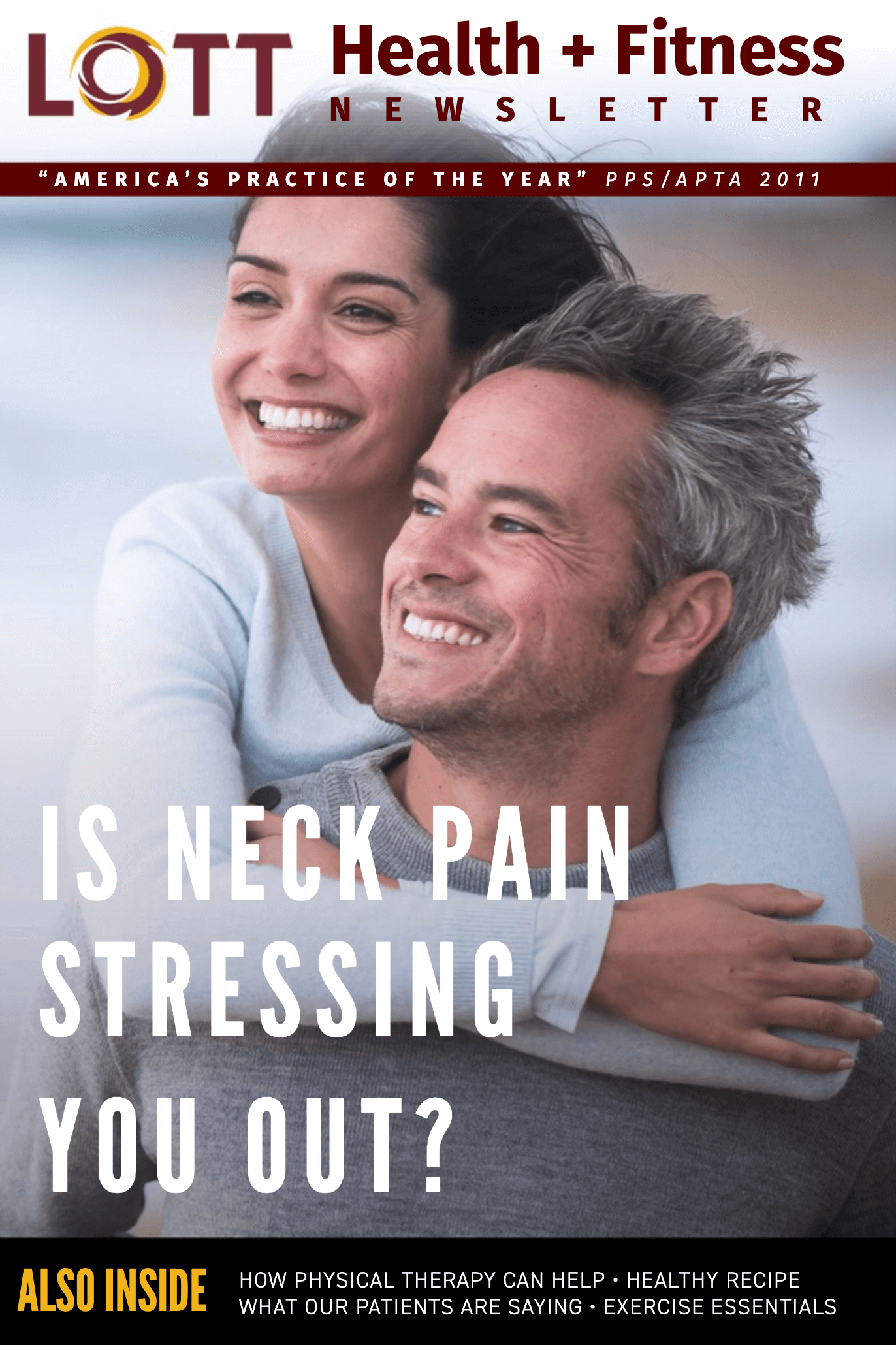 Neck-pain-newsletter